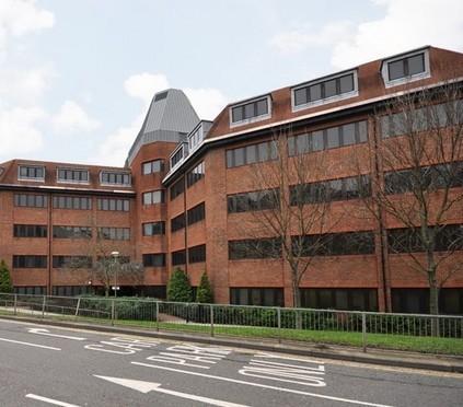 Ashley Avenue KT17 office space – Building External
