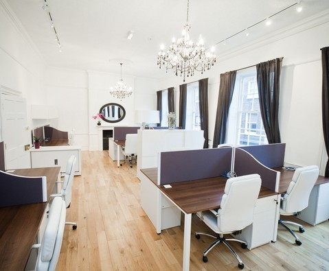 Blake Street YO1 office space – Private Office (different sizes available).