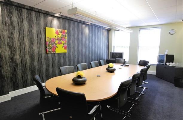 Henbury Road BS1 office space – Meeting/Boardroom.