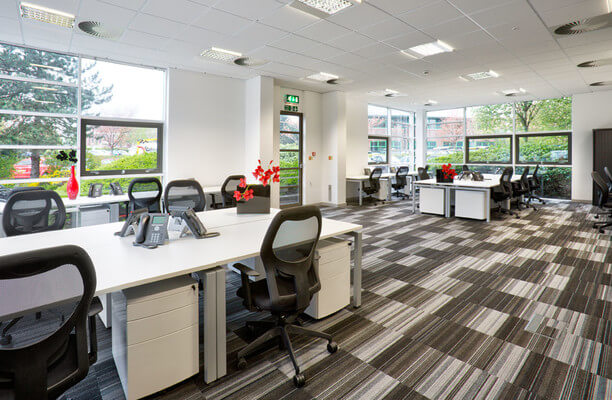 Aztec West BS1 office space – Private Office (different sizes available).