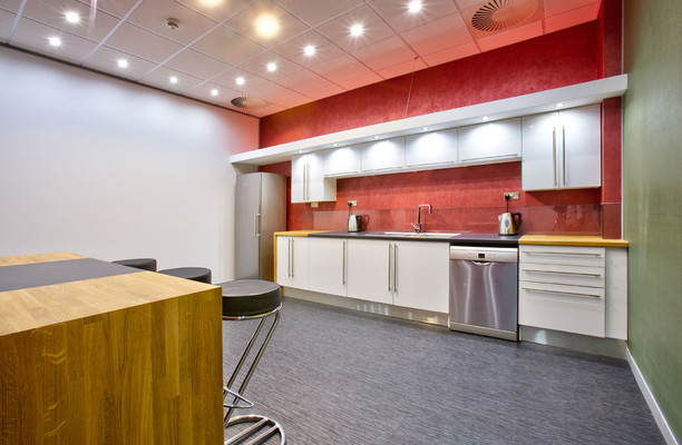 Aztec West BS1 office space – Kitchen