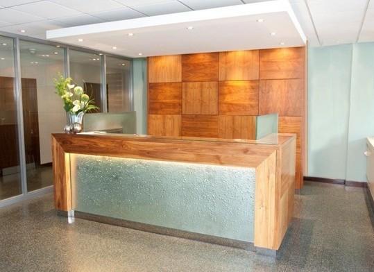 Godstone Road CR3 office space – Reception