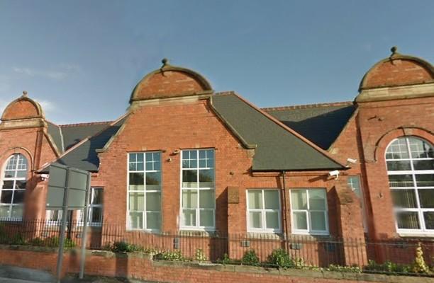 London Road DE1 office space – Building External