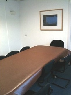 Shaw Road WV1 office space – Meeting/Boardroom.