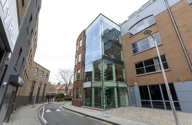 Boundary Row SE1 office space – Building External