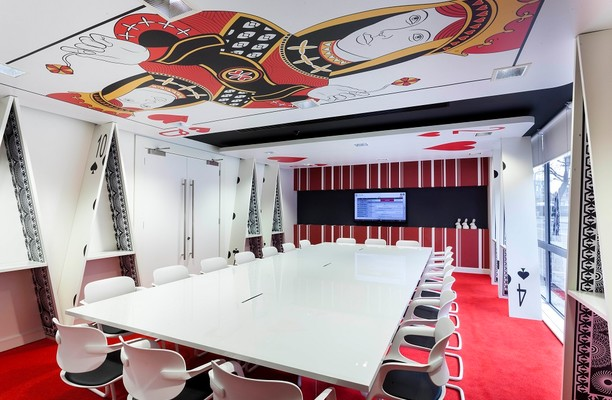 Boundary Row SE1 office space – Meeting/Boardroom.