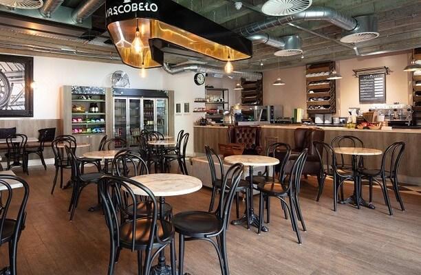 Boundary Row SE1 office space – Restaurant