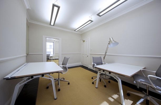 George Street NW1 office space – Private Office (different sizes available).
