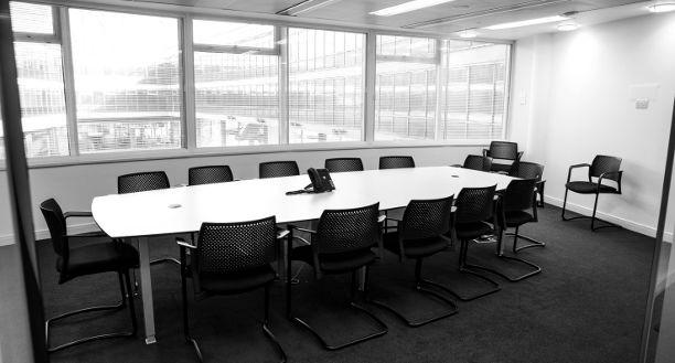 Millbank SW1 office space – Meeting/Boardroom.