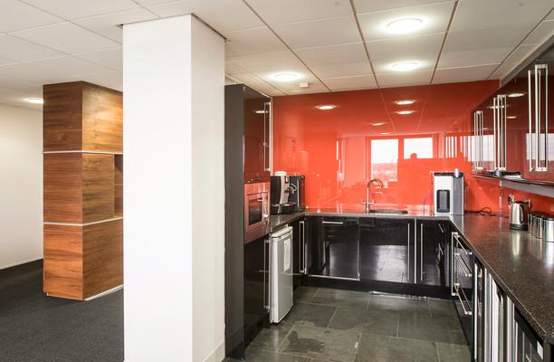 Elmfield Road BR1 office space – Kitchen