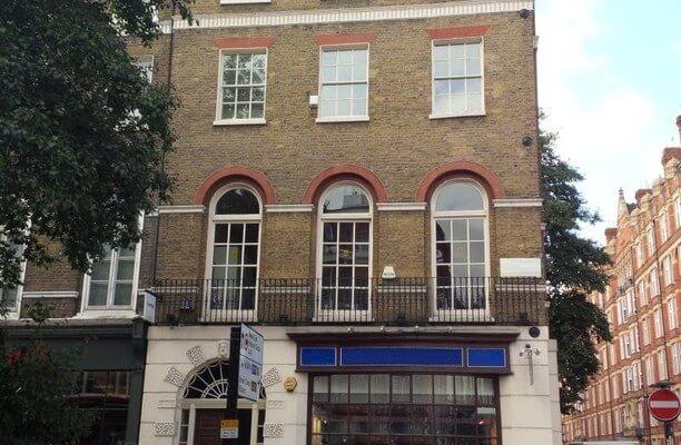 Baker Street W1 office space – Building External