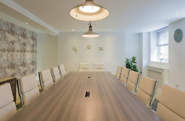 Queen Street N4 office space – Meeting/Boardroom.