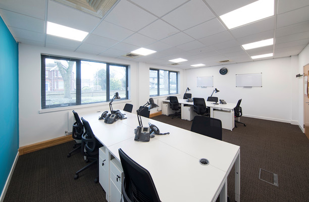 Chivers Way CB24 office space – Private Office (different sizes available).