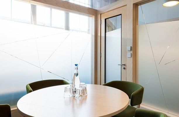 York Way WC1 office space – Meeting/Boardroom.