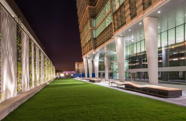 Snow Hill B1 office space – Building External