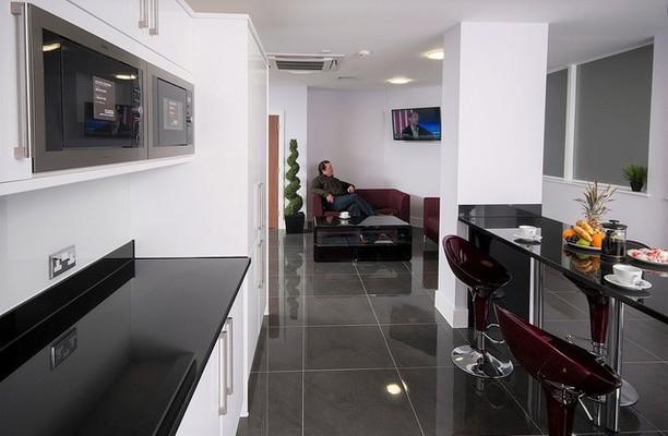 Wilds Rents SE1 office space – Kitchen