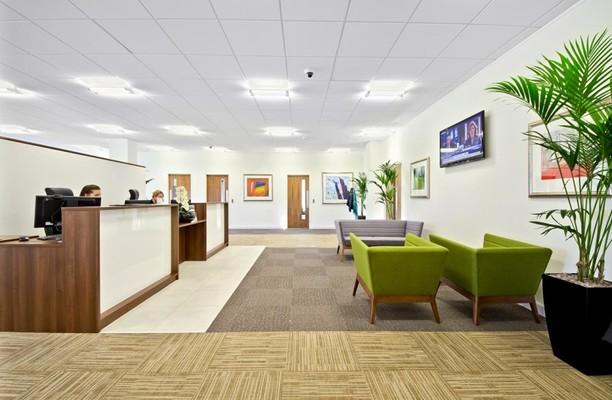 Midsummer Boulevard MK1, MK17, MK19 office space – Reception