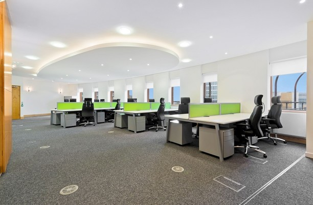 Temple Quay BS1 office space – Private Office (different sizes available).