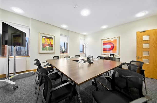 Temple Quay BS1 office space – Meeting/Boardroom.
