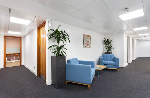 Procter Street WC1 office space – Break Out Area