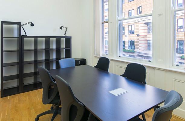 Goswell Road N18 office space – Meeting/Boardroom.