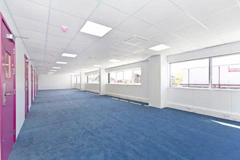 Portal Way W3 office space