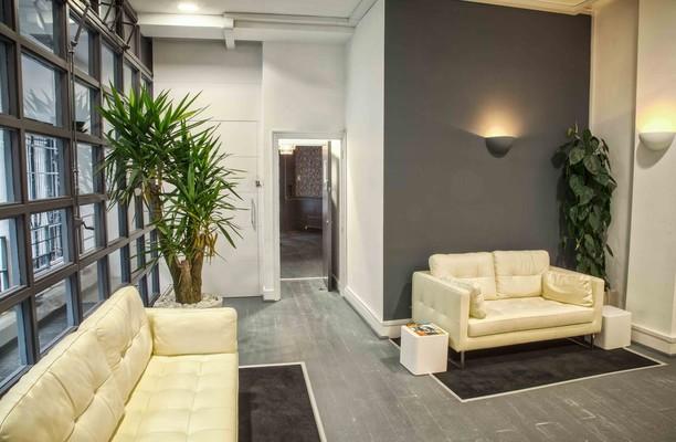 St John Street EC1 office space – Break Out Area