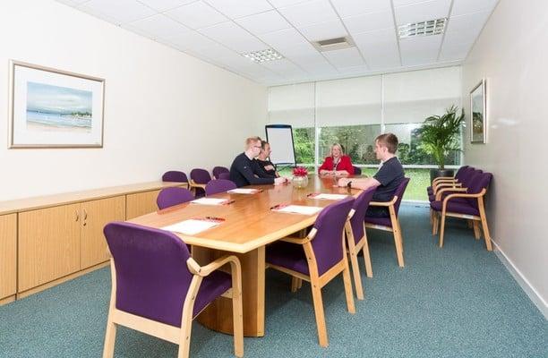 Rosebank office space – Meeting/Boardroom.