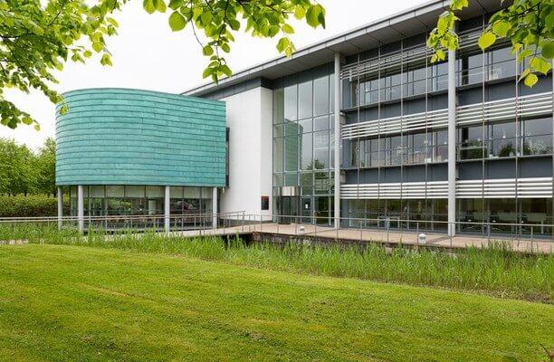 Rosebank office space – Building External