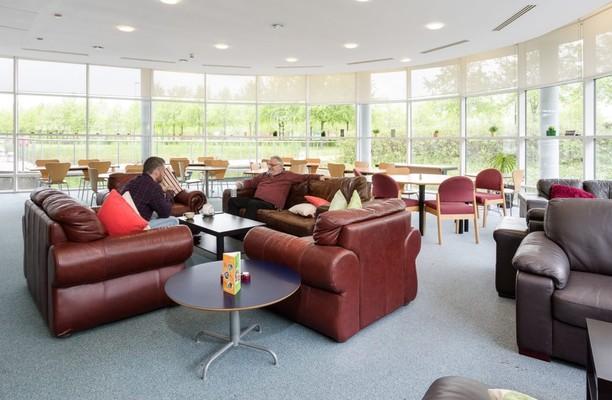 Rosebank office space – Break Out Area