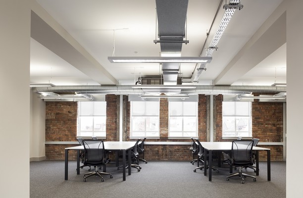 Aire Street LS1 office space – Private Office (different sizes available).