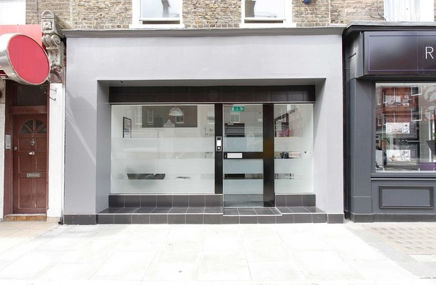 Dorset Street NW1 office space – Building External