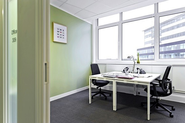 St George's Way LE1 office space – Private Office (different sizes available).