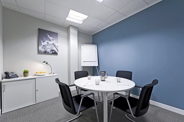St George's Way LE1 office space – Meeting/Boardroom.