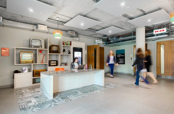 Highbury Grove N1 office space – Reception