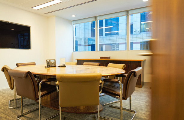 Basinghall Street EC2 office space – Meeting/Boardroom.
