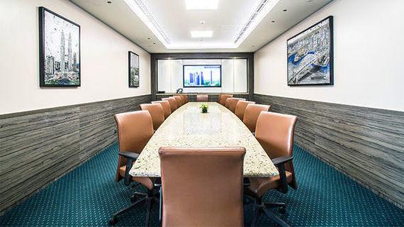 Leadenhall Street EC4 office space – Meeting/Boardroom.