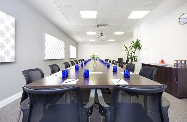 Royal Exchange EC2 office space – Break Out Area