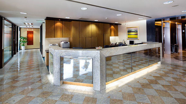 Mayfair Place W1 office space – Reception