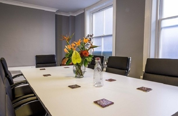 Christopher Street EC1, EC2 office space – Meeting/Boardroom.