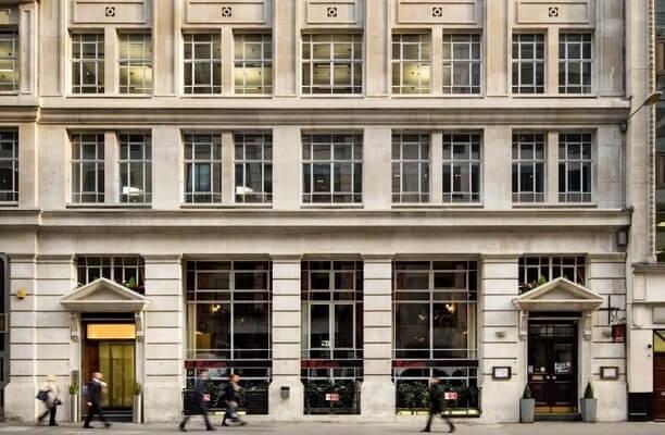 Leadenhall Street EC3 office space – Building External