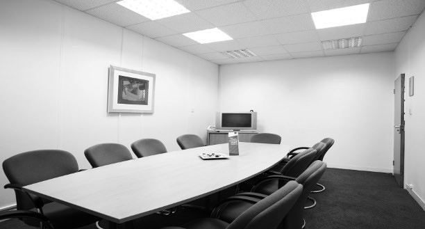 Dean Street NE1 office space – Meeting/Boardroom.