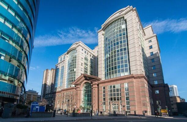 Botolph Street E1, EC3 office space – Building External