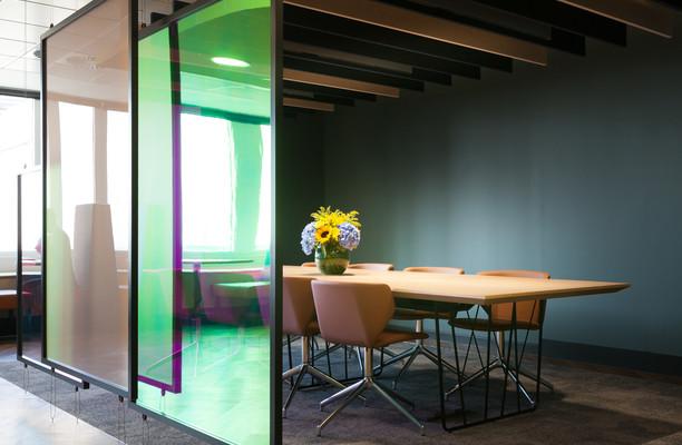 Botolph Street E1, EC3 office space – Meeting/Boardroom.