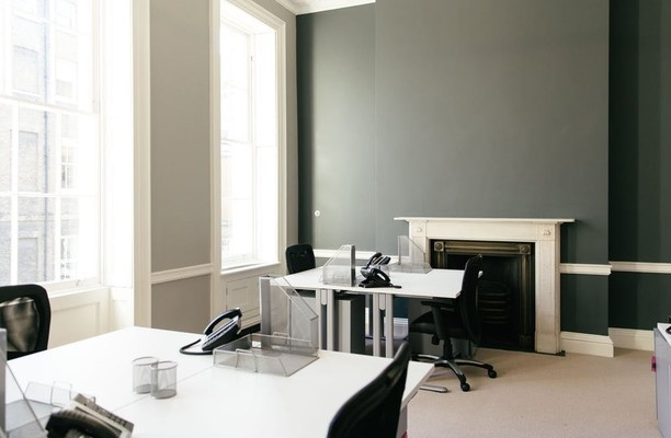 Bedford Square WC1 office space