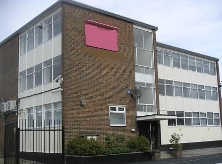 Deer Park Road SM4 office space – Building External
