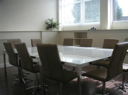 Deer Park Road SM4 office space – Meeting/Boardroom.