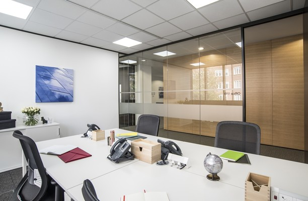 London Bridge Street SE1 office space – Private Office (different sizes available).
