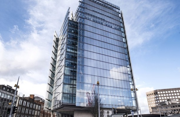 London Bridge Street SE1 office space – Building External