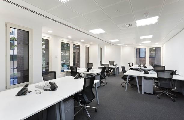 New Broad Street EC2 office space – Kitchen